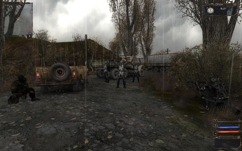 Stalker Lost Alpha моды и Дополнения