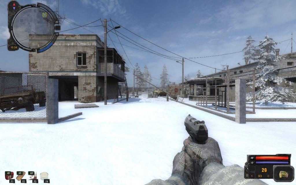 Скачать Игру Сталкер Зимний Путь Через Торрент - фото 8