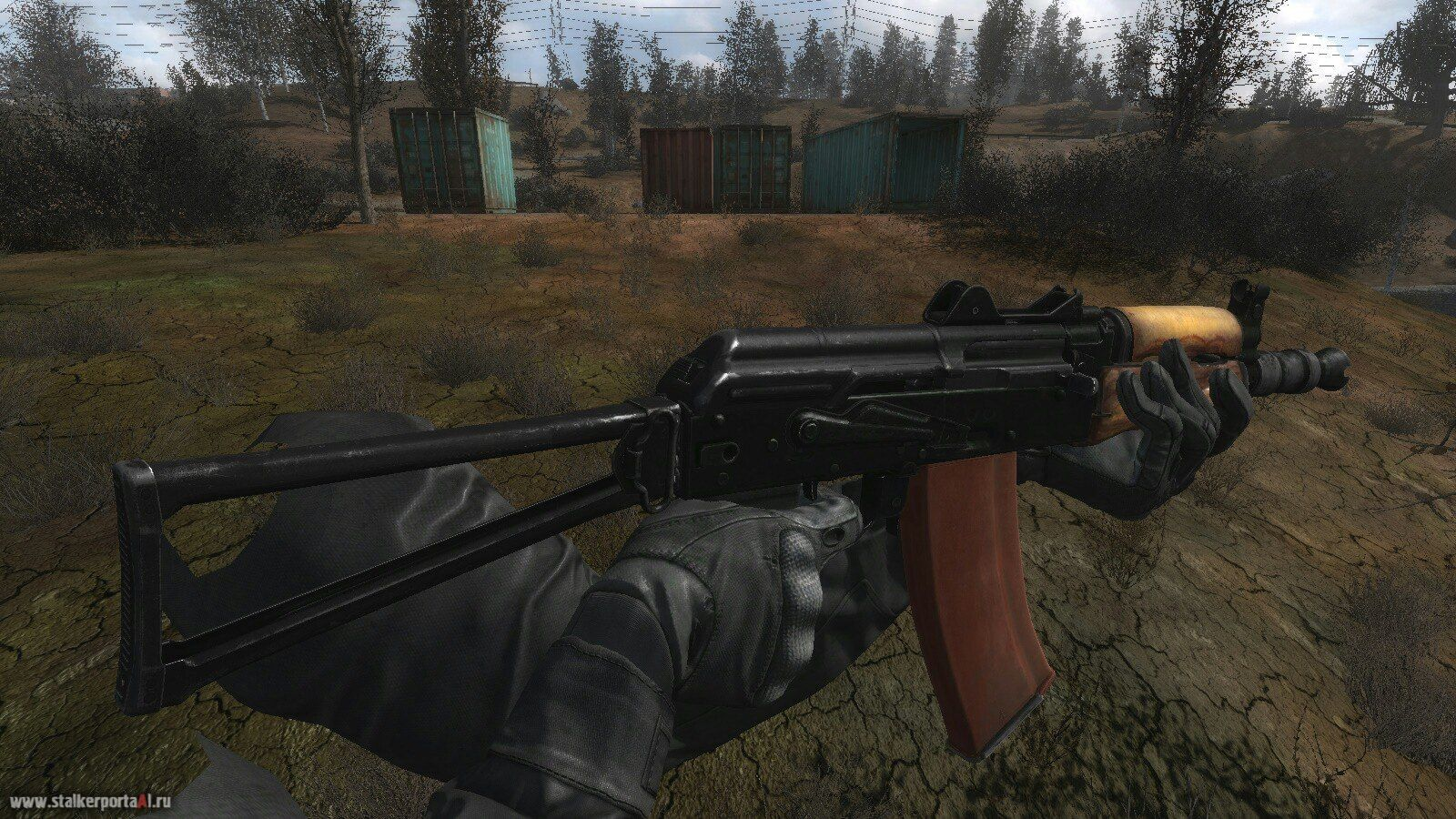 S.T.A.L.K.E.R EFT Weapons Pack